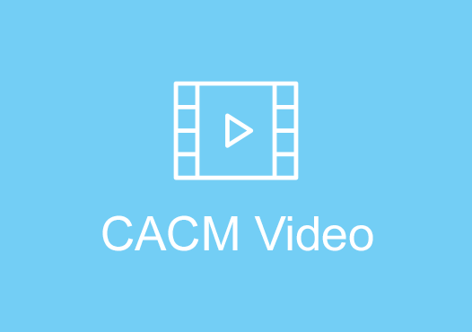CACM Video: Tracking Shoppers