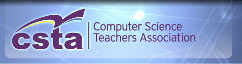 Computer Science Teacher's Association logo